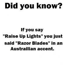accents australian