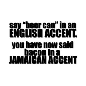 accents jamaican
