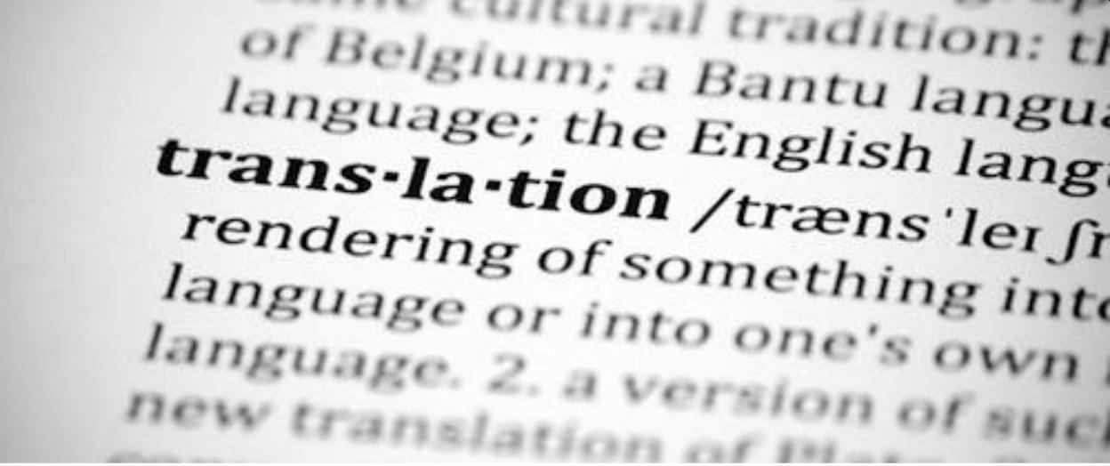 How do you become a professional translator definition